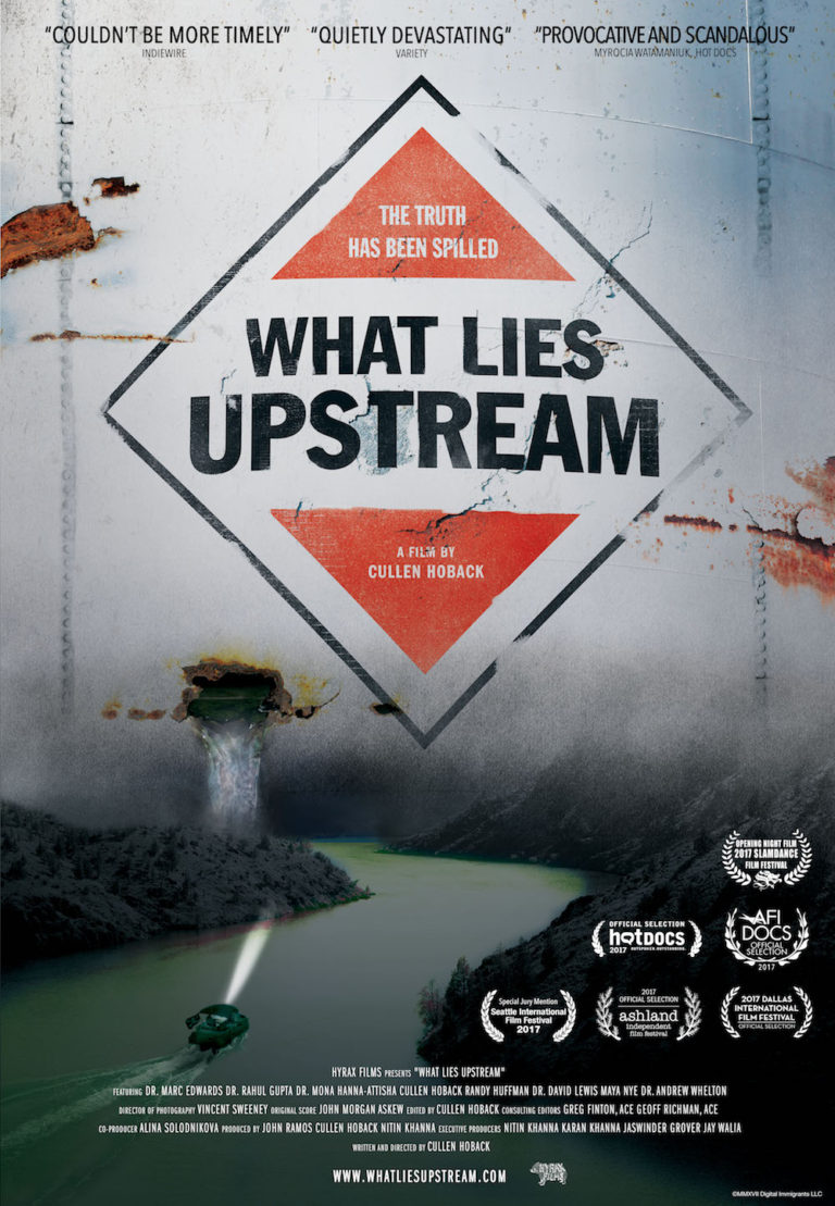 What Lies Uostream